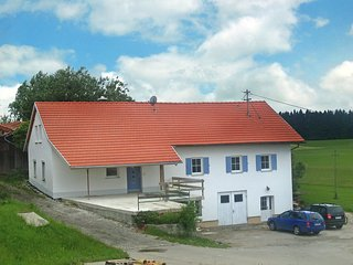 Nice House with Television and Balcony - Nesselwang vacation rentals