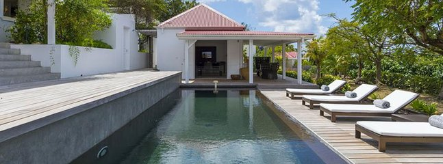 Villa Angelina 4 Bedroom SPECIAL OFFER - Image 1 - Gustavia - rentals