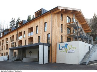 Bright Condo with Television and Balcony - Saalbach-hinterglemm vacation rentals
