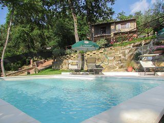 Beautiful House with Internet Access and Shared Outdoor Pool - Magione vacation rentals