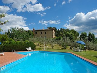 Romantic 1 bedroom Apartment in Gambassi Terme with Shared Outdoor Pool - Gambassi Terme vacation rentals
