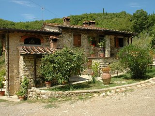 Comfortable House with Internet Access and Shared Outdoor Pool - Bibbiena vacation rentals