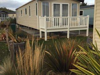 8 Berth Static Caravan Abi Alderley Prestige - Gronant vacation rentals
