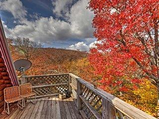 Slopeside 4BR Beech Mountain Cabin w/Hot Tub! - Beech Mountain vacation rentals