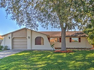 NEW! 3BR Venice Home w/Pool, Lake Access & Kayaks! - Venice vacation rentals