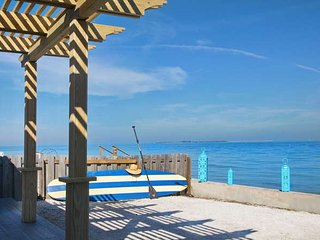 Pirate Cove - 2 bedroom beach front - Anna Maria vacation rentals