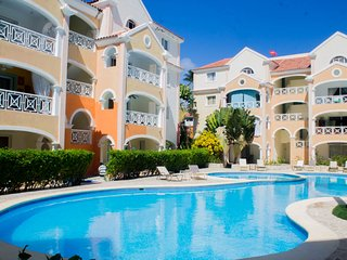 Apartment El Dorado with pool and close to the beach, Amali Real Estate - Bavaro vacation rentals