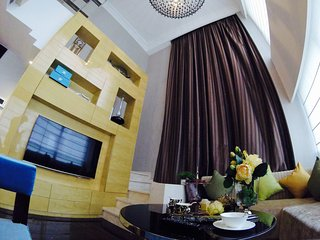 Fairmont residence with full set up & services - Nanjing vacation rentals