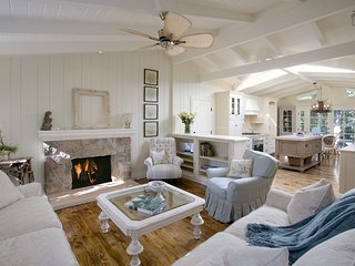 Beautiful home in Montecito with outdoor space - Rosemary Cottage - Montecito vacation rentals