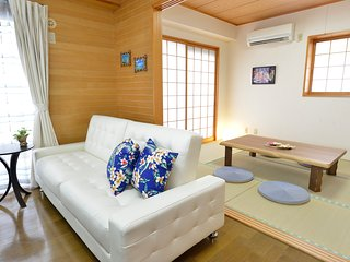 Chatan,Beach,Night life,Restos on foot in Okinawa - Okinawa vacation rentals