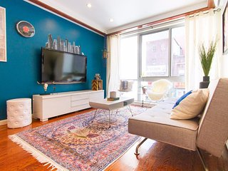 3 bed/2 bath DESIGNER Downtown NY - New York City vacation rentals