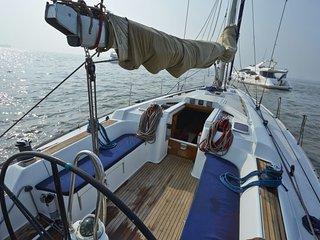 45 foot 3BR Yacht at Mumbai Harbour - Colaba vacation rentals