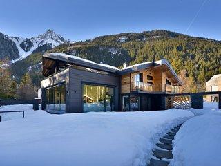 Gorgeous 5 bedroom Villa in Chamonix (les Tines) - Chamonix (les Tines) vacation rentals
