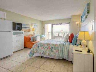 Splendid Direct Ocean Front, Newly Renovated & Decorated Beach Condo Sure to Make Lasting Memories - Daytona Beach vacation rentals