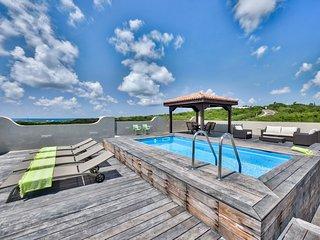 LA PERLA SKY 2 BR PENTHOUSE...Porto Cupecoy, St Maarten - Cupecoy Bay vacation rentals