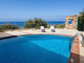 Total Privacy and Isolation at Artemis Villa - Livadia vacation rentals