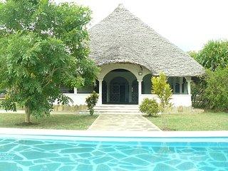Beautiful 4 bedroom Villa in Mambrui with A/C - Mambrui vacation rentals
