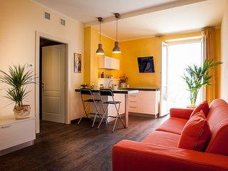 """Arc en Ciel Appartamenti vacanze """" Giallo"""" - Cocconato vacation rentals"""