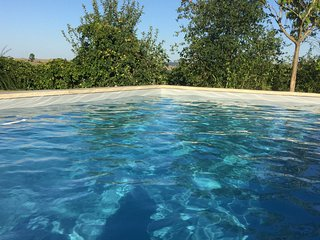 Charming Villa with Internet Access and Shared Outdoor Pool - Beaumont de Lomagne vacation rentals