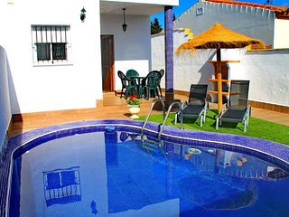 Nice House with Television and Private Indoor Pool - Conil de la Frontera vacation rentals