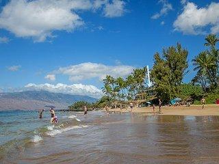 Hale Ili Ili #C Kamaole Beach 1 Oceanfront Panoramic Ocean Views 2/2 Sleeps 4 - Kihei vacation rentals