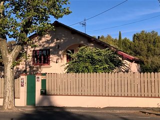 Villa Louise App'Arts - Pauline & Georges - Saint-Laurent-de-la-Cabrerisse vacation rentals