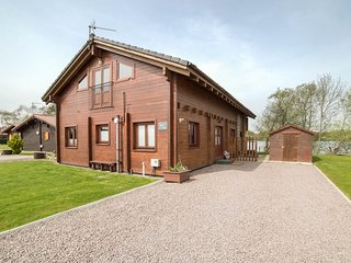 Osprey Lodge, (MP 1), Tattershall Lakes, LN4 4LR - Tattershall vacation rentals