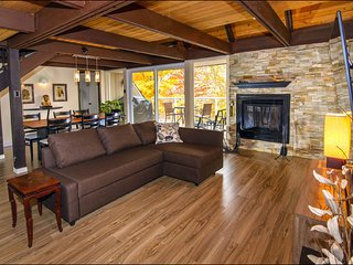 Beautiful Chalet with Internet Access and A/C - Beaupre vacation rentals