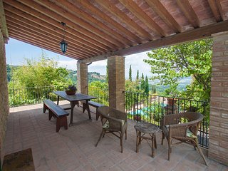 Comfortable House with Internet Access and Shared Outdoor Pool - Volterra vacation rentals