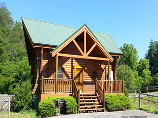 Perfect 2 bedroom Sevierville Cabin with Internet Access - Sevierville vacation rentals