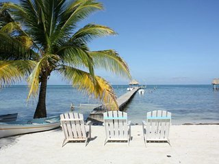 Near beach, modern, Economic 'Quadruple Room'- CT - Caye Caulker vacation rentals