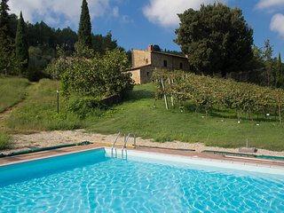 Comfortable House with Internet Access and Shared Outdoor Pool - Pomarance vacation rentals