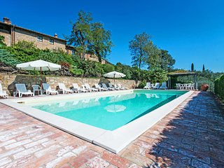 Bright 2 bedroom Condo in Montaione with Shared Outdoor Pool - Montaione vacation rentals