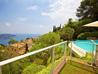 4 bedroom Villa with A/C in Villefranche-sur-Mer - Villefranche-sur-Mer vacation rentals