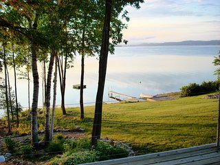 Lakefront Home w/ Spectacular Views of Lake Charlevoix - East Jordan vacation rentals