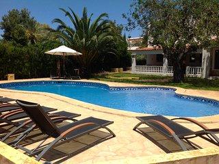 Villa Carmen - spacious Ibiza Style Villa - Puig d'en Valls vacation rentals