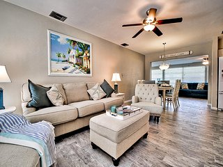 Anchor Here     Newly Renovated Charming 4 Bedroom House in North Clearwater Beach - Clearwater Beach vacation rentals