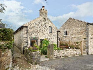 COACHMAN'S COTTAGE 17th century stone-built cottage, woodburning stove, open - Brassington vacation rentals