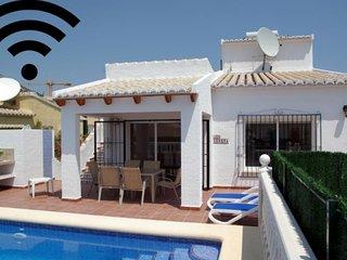 Villa in Benitachel, Alicante 103598 - Benitachell vacation rentals