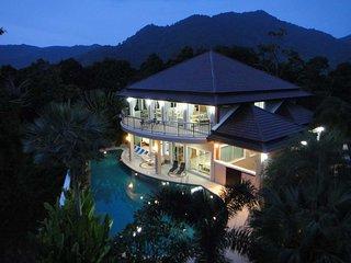 Beautiful Secluded 3 Bedroom Pool Villa Kamala - Kamala vacation rentals
