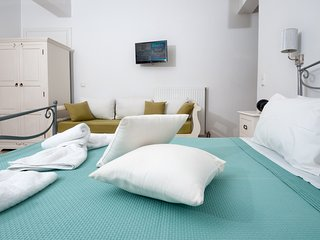 SUPERIOR TRIPLE STUDIO IN NAXOS TOWN - Naxos City vacation rentals