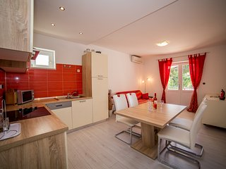 TH03416 Apartments Medić / Two bedrooms A1/2 - Omis vacation rentals