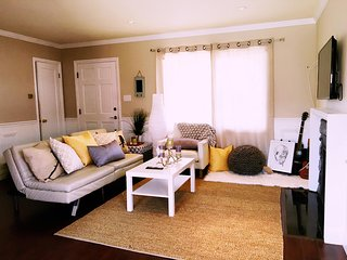 Cozy Urban Style 3 Bedroom House in Center of San Francisco Bay Area - Hayward vacation rentals