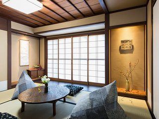 NEW!! Luxurious traditional house in Higashi Chaya, ~9 GUESTS! Free WiFi - Kanazawa vacation rentals