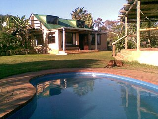 impenjatibackpackerslodge is situated naighbouring the mpenjati nature reserve - Palm Beach vacation rentals