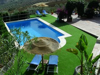 Nice House in El Chorro with A/C, sleeps 6 - El Chorro vacation rentals