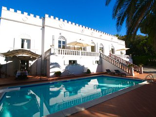 Beautiful Tuscan Villa in Seaside Town and Near the Beach  - Villa - Castiglioncello vacation rentals