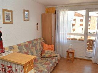Nice L'Alpe-d'Huez Studio rental with Balcony - L'Alpe-d'Huez vacation rentals