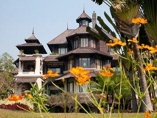 Burmese Room at Lana Thai Villa - Mae Rim vacation rentals