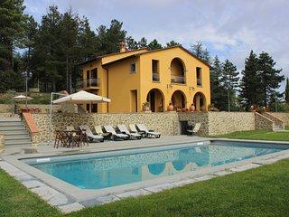 Villa Rondinocco , splendida dimora immersa nella natura. - Civitella in Val di Chiana vacation rentals